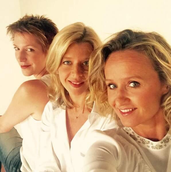 Natacha Polony, Wendy Bouchard et Caroline Roux sont aussi d'attaque.