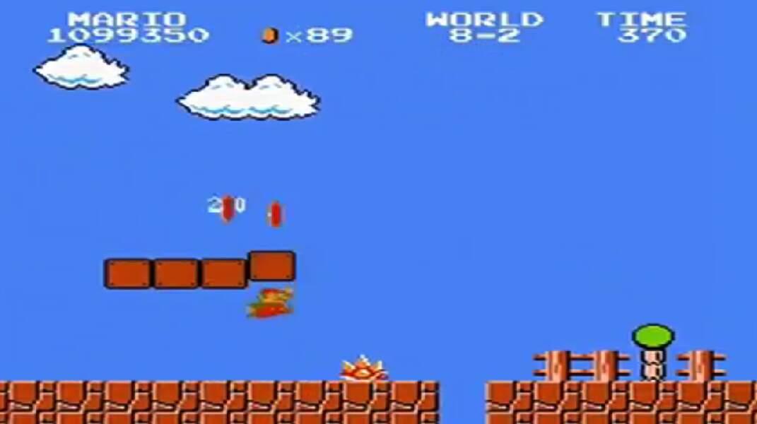 1987 - Super Mario Bros. (Nes)