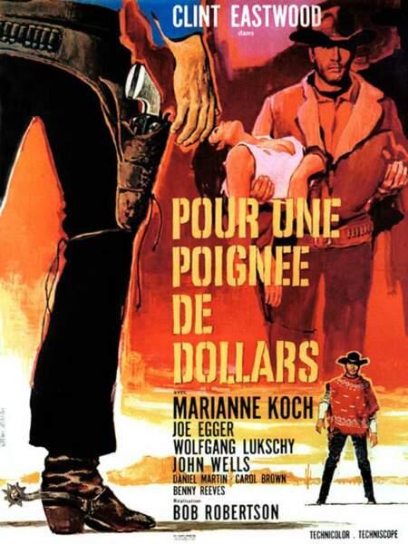 Pour une poignée de dollars de Sergio Leone