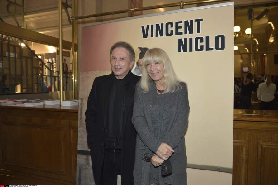 Dany Saval et Michel Drucker se sont rencontrés en 1972 sur le plateau de Avec le cœur