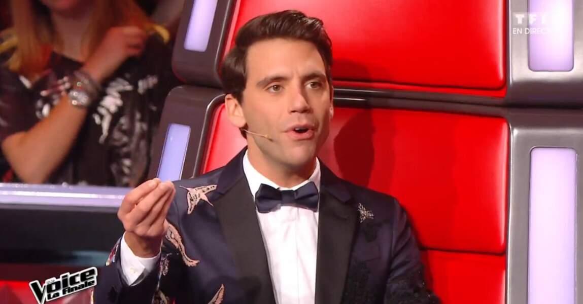 Et le costard oiseaux de Mika ?