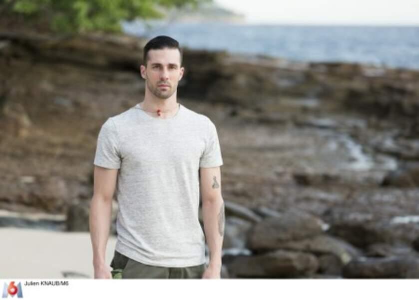 François, DJ de 30 ans, va-t-il mettre l'ambiance sur l'île ?