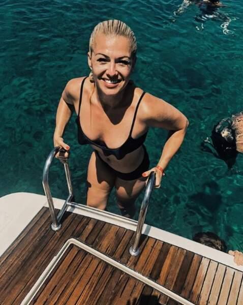 Katrina Patchett de Danse avec les Stars est prête pour le grand plongeon
