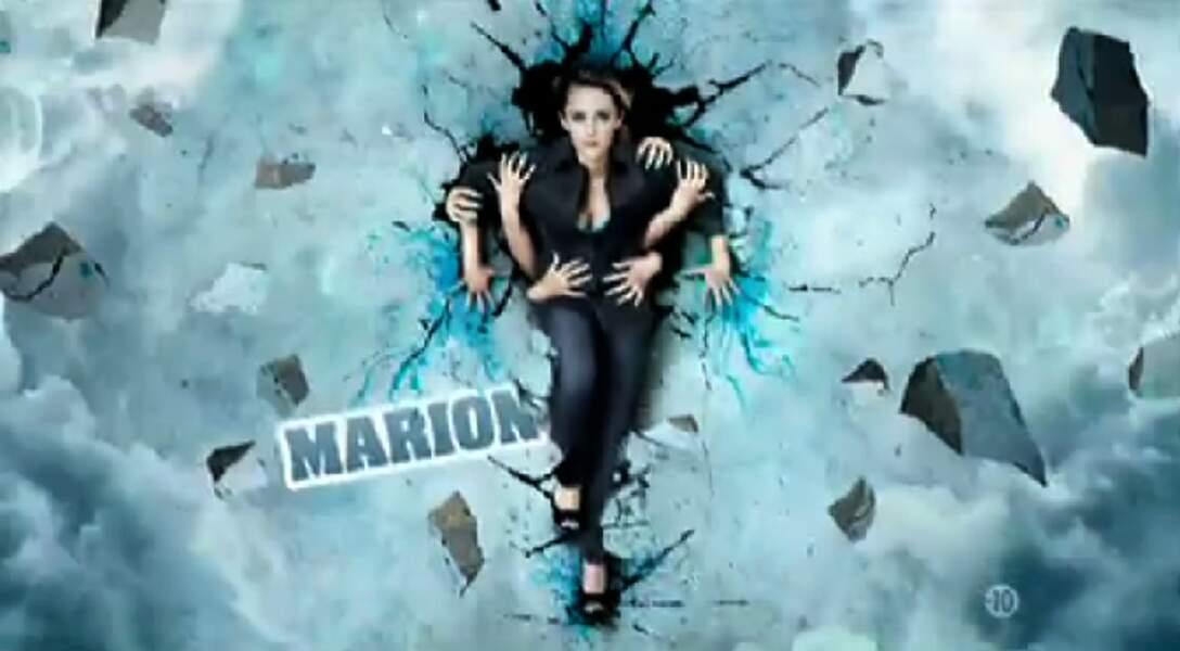"""Marion (Saison 4). Son secret : """"J'ai été l'otage de Human bomb"""""""