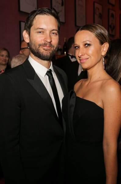 L'acteur Tobey Maguire et Jennifer Meyer, mariés depuis 2007.