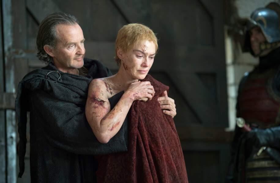 Hors de question de les voir dans Game of Thrones, cela ne colle pas à l'image de la reine Cersei !