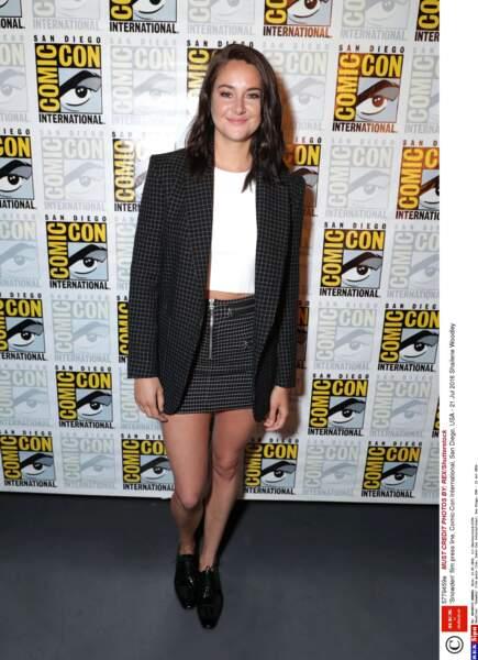 La jeune Shailene Woodley (vue dans la saga Divergente) est aussi du casting
