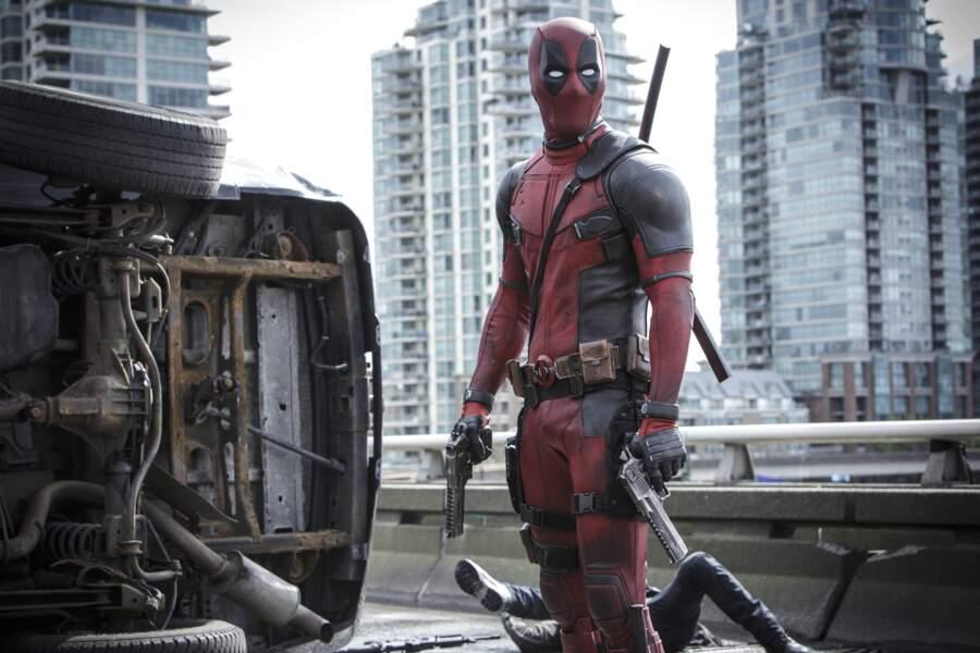 Deadpool, le fameux anti-héros de la Marvel (10/02)