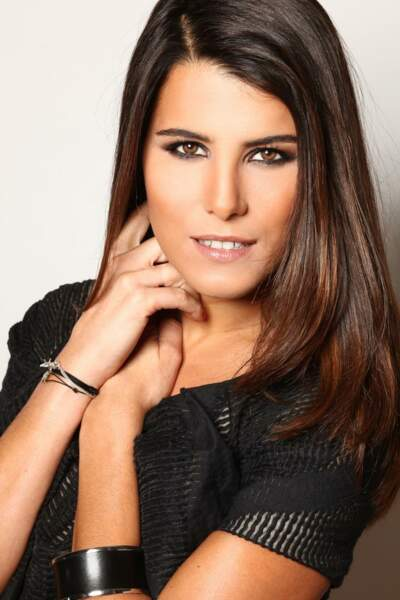 Karine Ferri sera l'atout charme de The Voice 2.