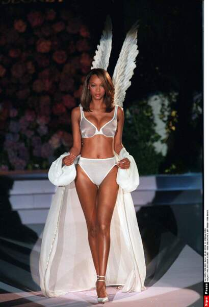 Ca nous rappelle Tyra Banks...