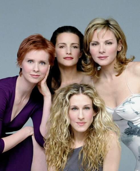 Si Carrie avait une coupe de cheveux intemporelle, ça n'était pas le cas pour tout le monde