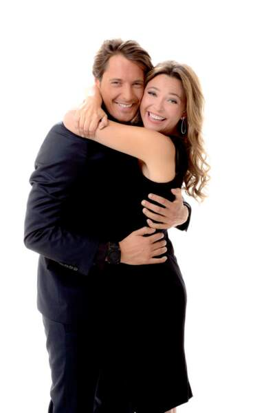 Sandrine Quétier et Vincent Cerutti rempilent pour une troisième saison de Danse avec les stars 3