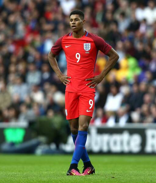 Marcus Rashford, le beau gosse made in England