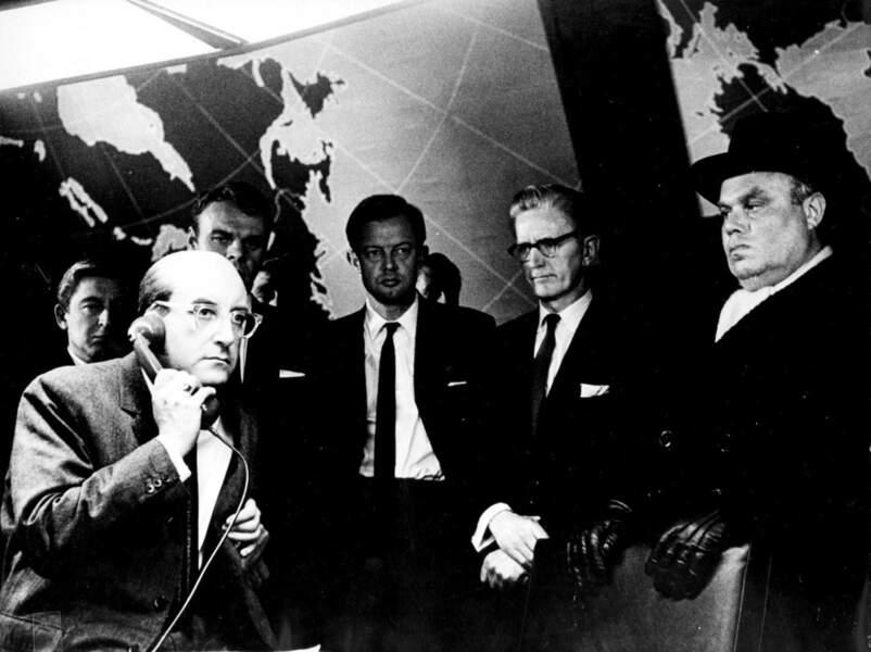 37- Docteur Folamour (1964) de Stanley Kubrick
