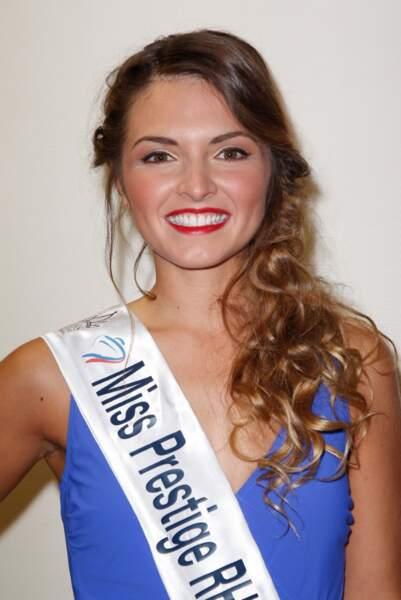 Katarina Jevtovic, Miss Prestige Rhône-Alpes 2013