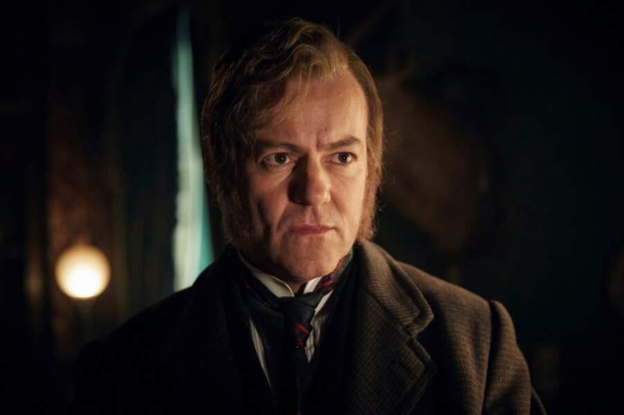 ... et Lestrade prend un coup de vieux !