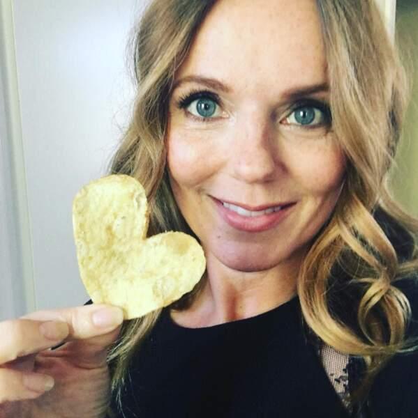 Mais rassurez-vous, il avait aussi beaucoup d'amour sur Instagram ! Même en patate, tout à fait.