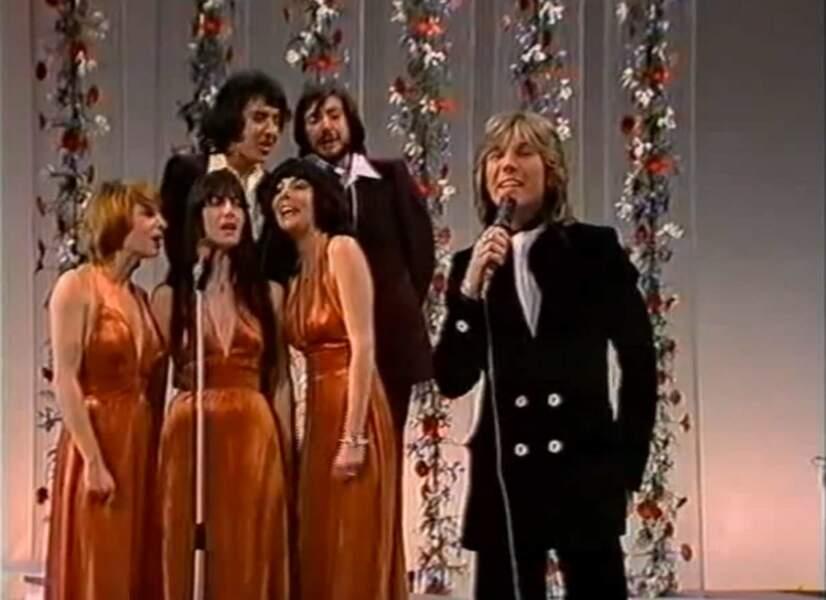 """En 1973, Patrick Juvet chante """"Je vais me marier, Marie"""" pour la Suisse"""