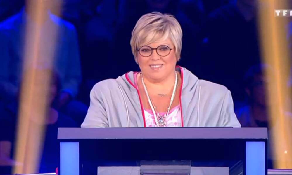 La petite veste sportwear de Laurence Boccolini : on adore !