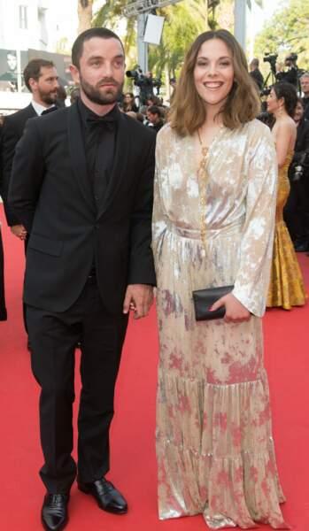 Guillaume Gouix et Alysson Paradis, un autre couple glamour