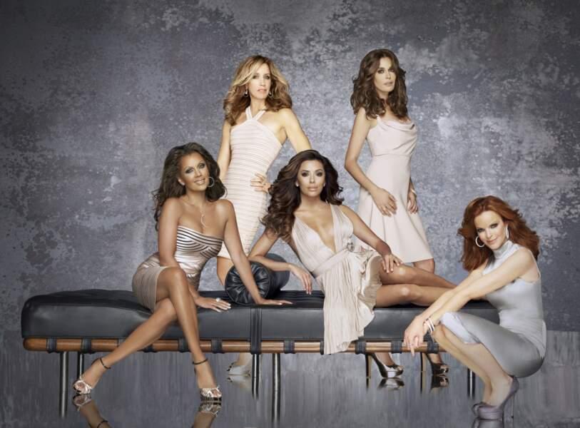 Les Desperate Housewives, plus sexy que jamais !
