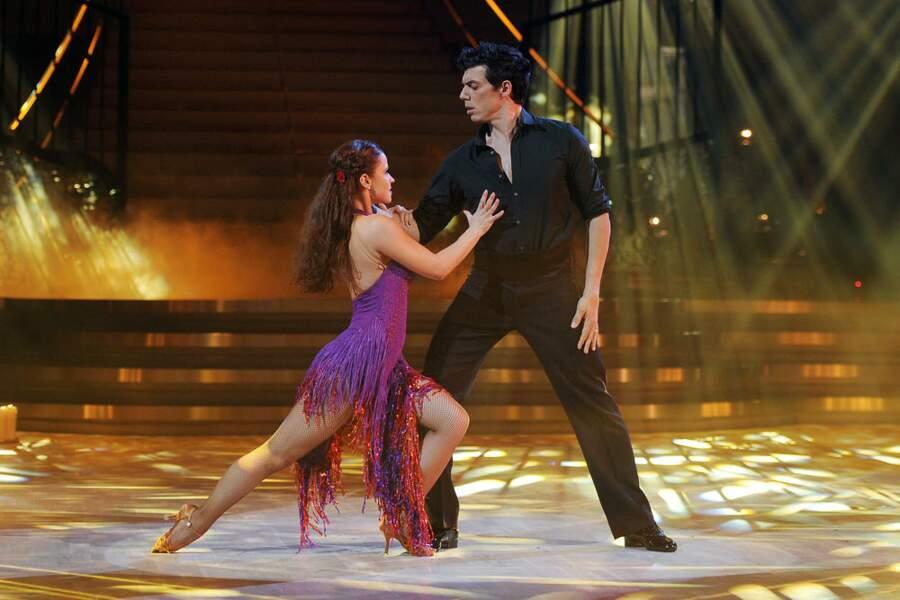 Olé ! Pour Taïg Khris et Denitsa dans Danse avec les stars