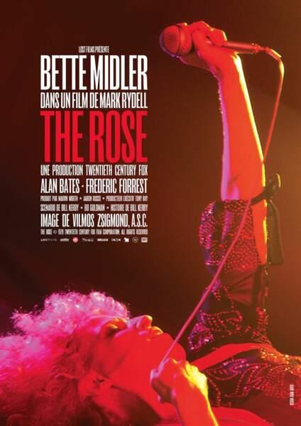 The Rose, film dramatique de Mark Rydell (1979).