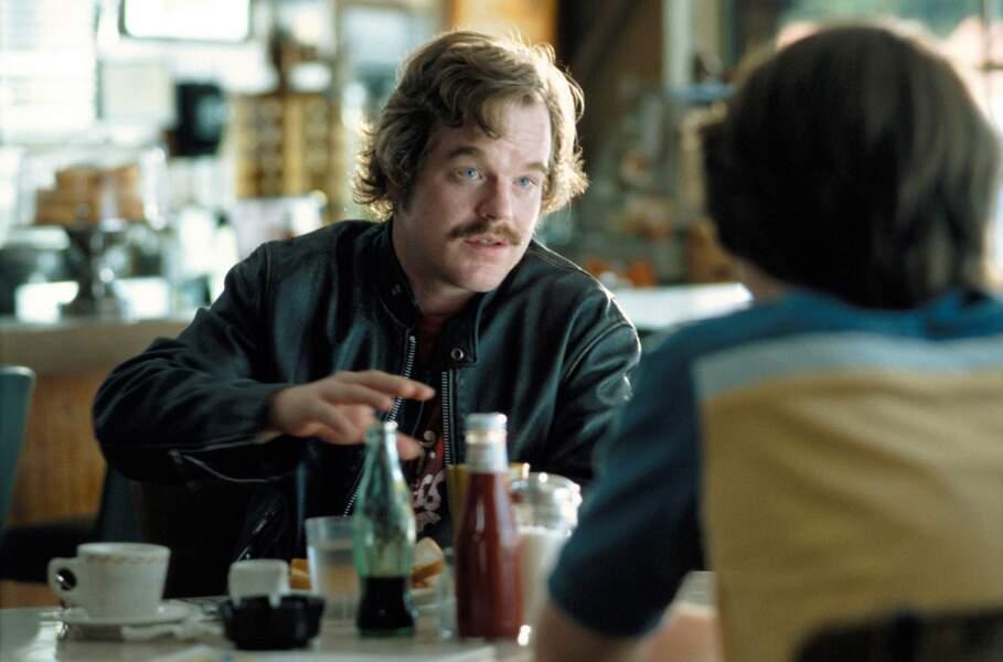 Philip Seymour Hoffman dans Misson Impossible 3 (2006)