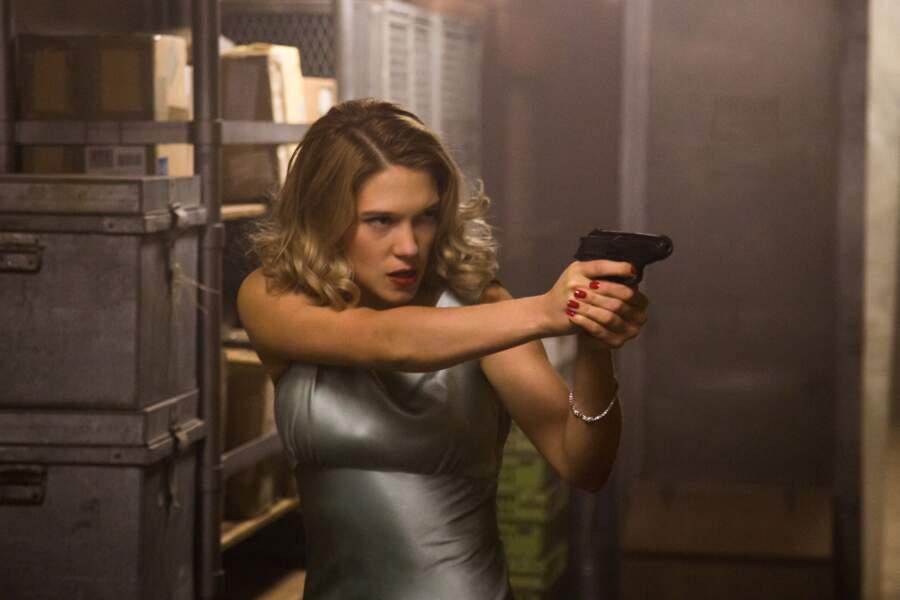 007 Spectre (2015) : Léa Seydoux