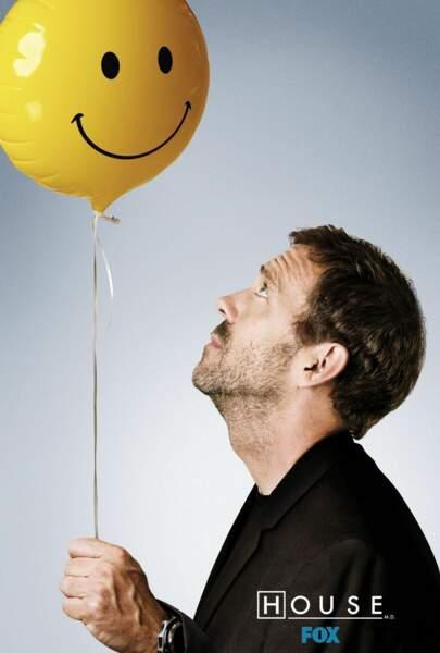 Dr House, un mec qui a le smile !