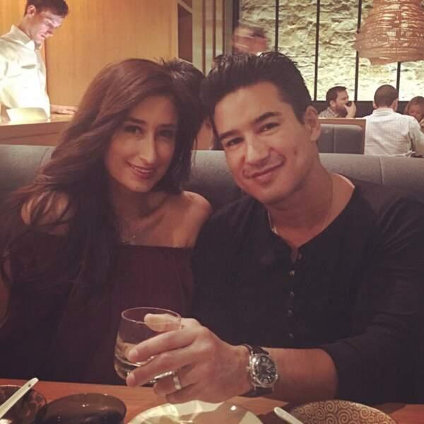 Mario Lopez adore sa sœur Marissa