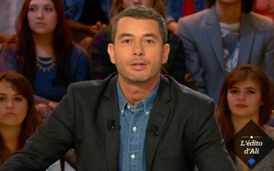 Flop : Ali Baddou, c'est quoi l'idée ? Casual plus que chic ?