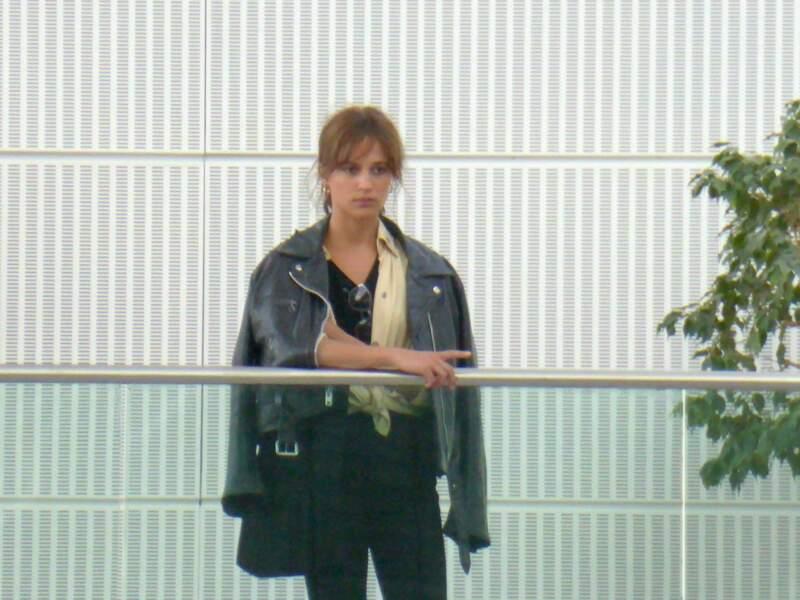 Alicia Vikander joue la sœur d'Eva Green