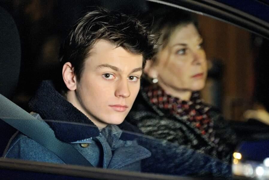 En 2014, le jeune acteur revient dans Un fils, un téléfilm poignant de France 2, diffusé le 4 novembre 2015