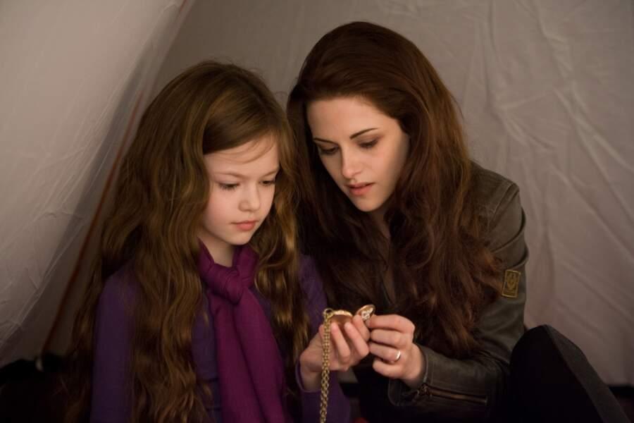 Renesmée, l'enfant de Bella et Edward