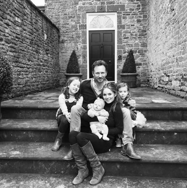 Photo de famille pour Geri Halliwell
