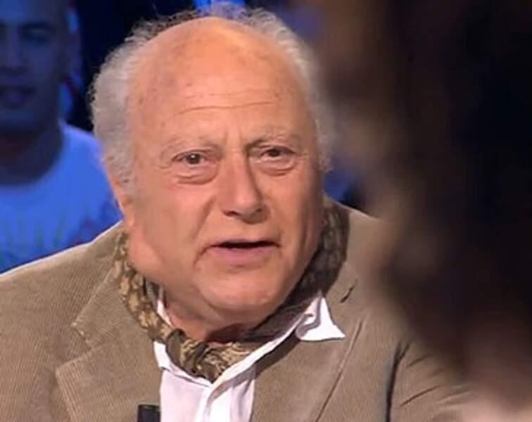Michel Polac décédé le 7 août 2012.