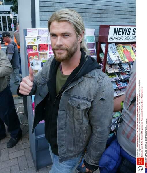 Dis moi Thor, t'as le temps pour prendre un petit café ? Vu que tu es de passage sur la Terre ferme... ;)