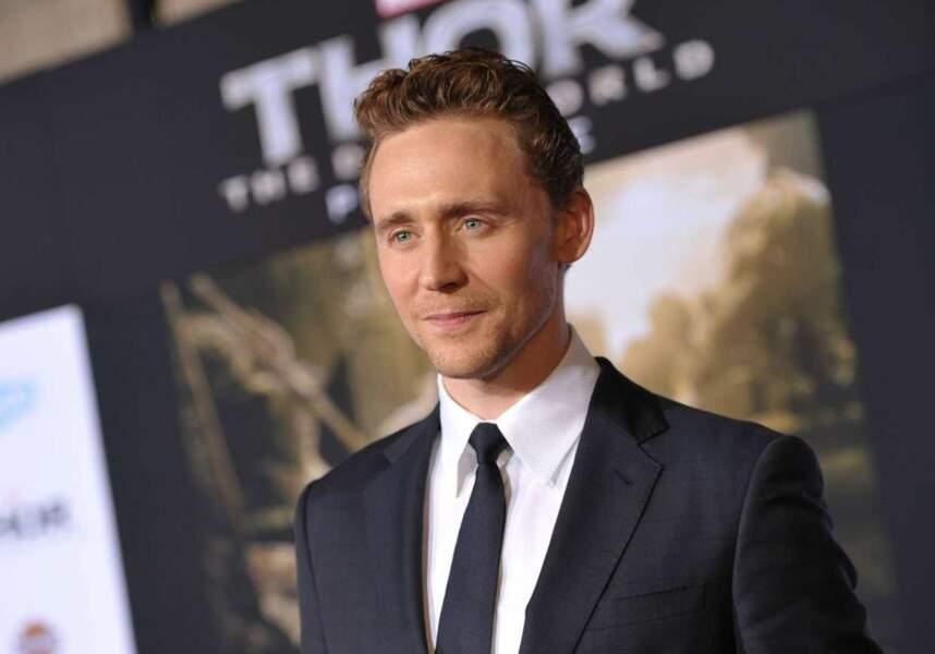 Tom Hiddleston et son élégance british, on adore !
