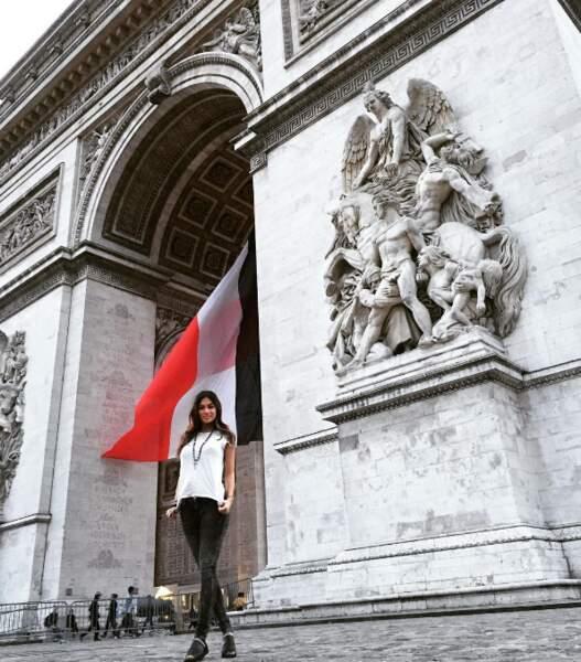 D'ailleurs, les vacances en France, c'est vraiment le pied. N'est-ce pas Nicole Scherzinger ?