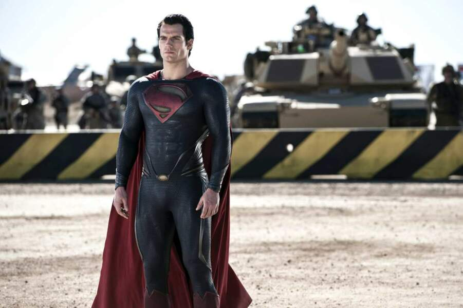 """2013 : Zack Snyder rend à Superman son surnom de """"Man of Steel"""" (""""l'homme d'acier"""") et... lui enlève son slip !"""