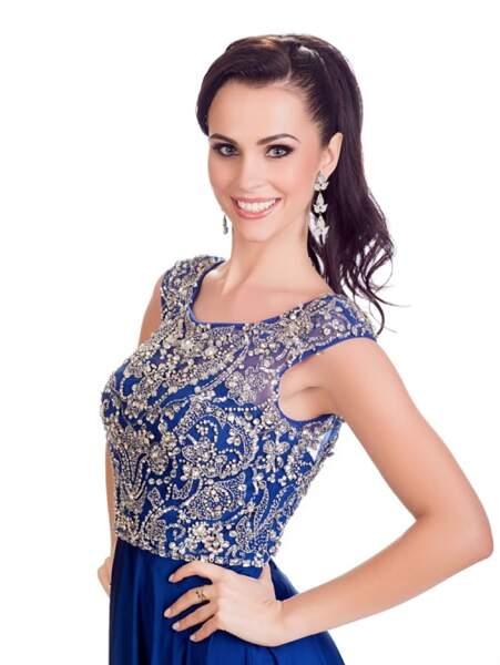 Marcela Chmielowska, Miss Pologne 2014
