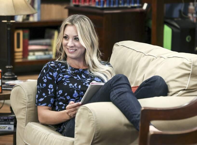 Avec Penny de The Big Bang Theory, vous passerez une agréable soirée pleine d'humour… Et de vin !