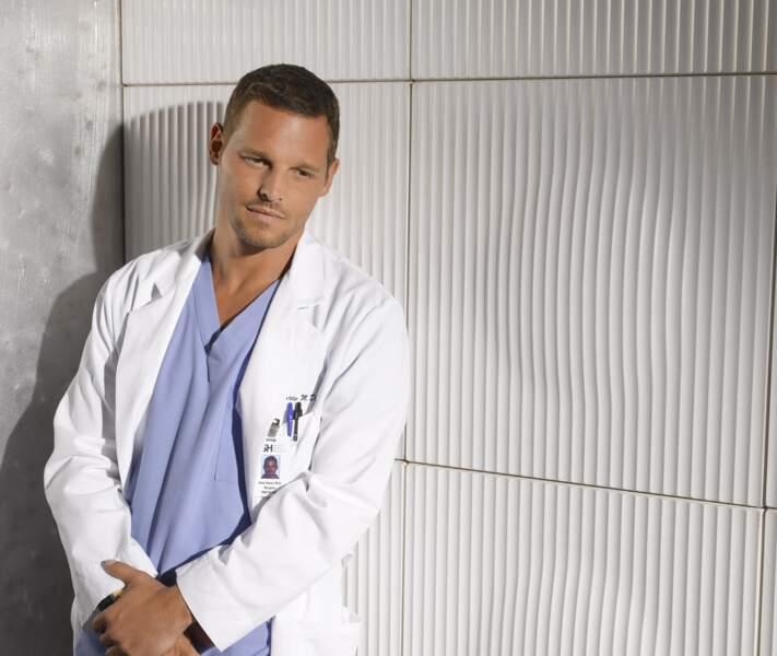 Et Justin Chambers de Grey's Anatomy, alors ?