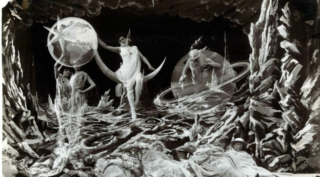 Le Voyage dans la Lune : un aller simple vers la féérie, signé Georges Méliès, en 1902.