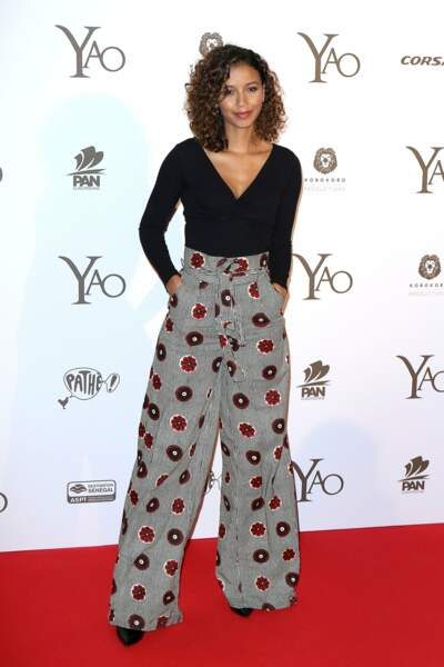 Flora Coquerel avait un bien joli pantalon