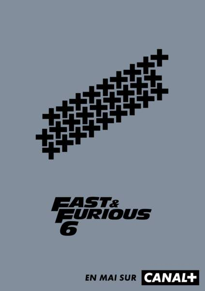 ... Fast and Furious 6 version Canal+ !
