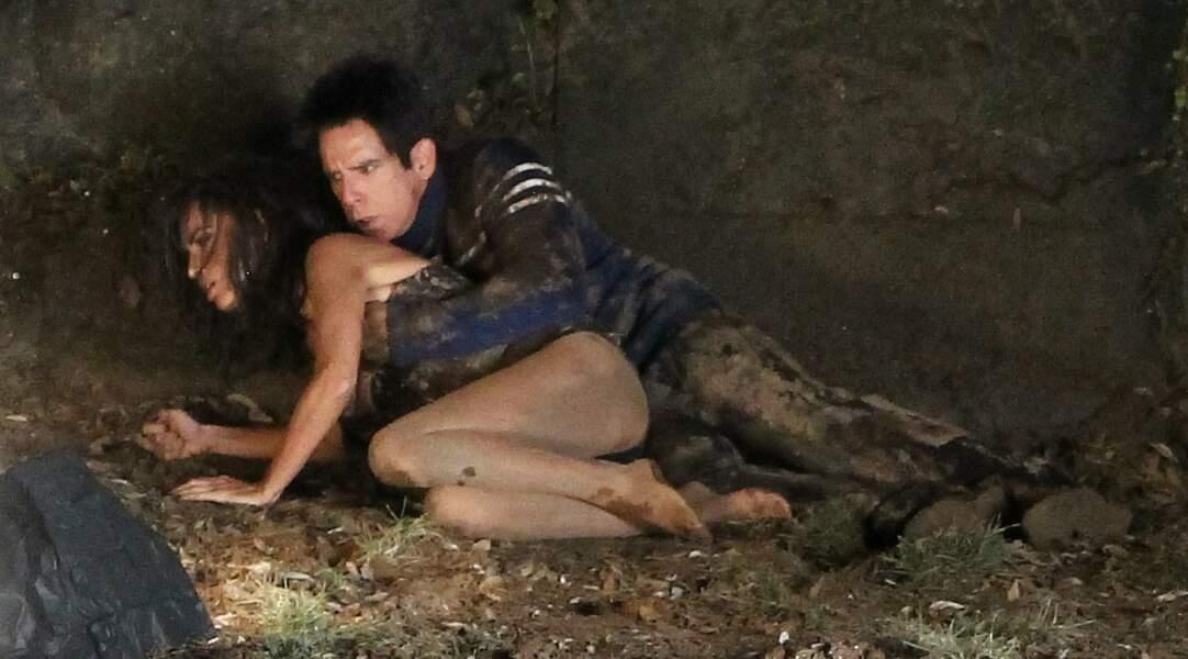 C'est chaud entre Penelope Cruz et Ben Stiller sur le tournage du film