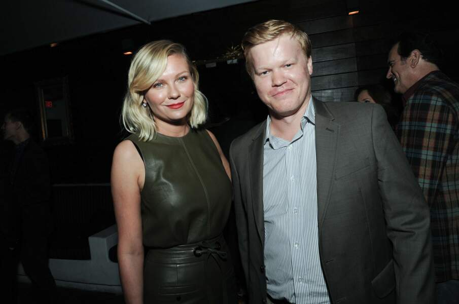 Idem pour Kirsten Dunst et Jesse Plemons, vus dans la saison 2 de Fargo !
