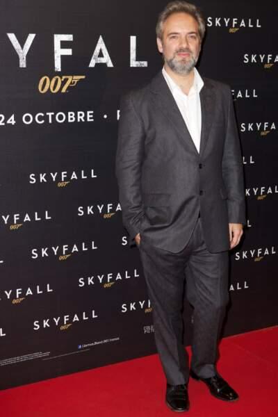 Le réalisateur Sam Mendes était aussi de la partie pour présenter Skyfall